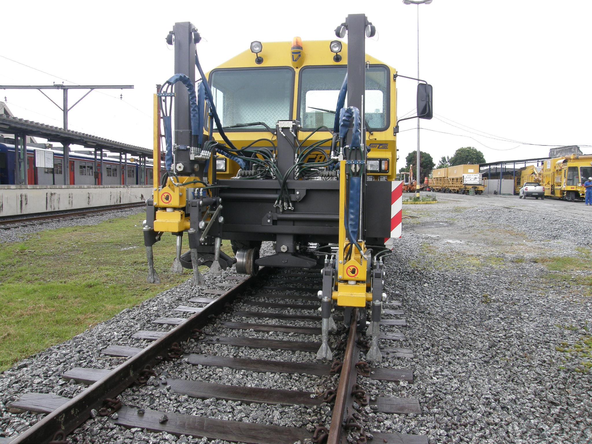 Sistema di Carico Ferroviario