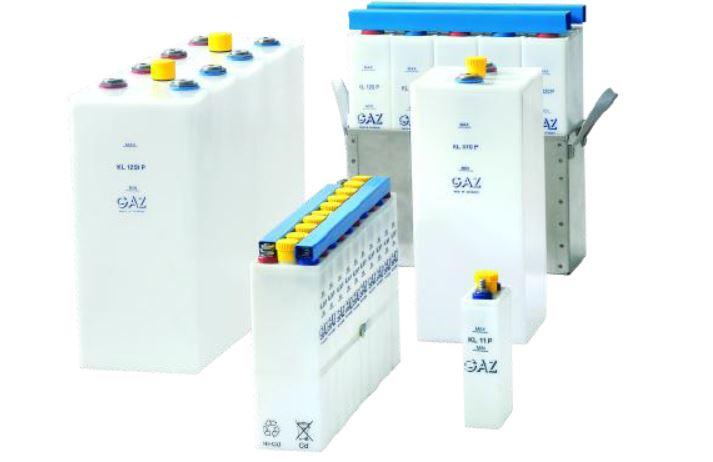 Batterie Nichel-Cadmio