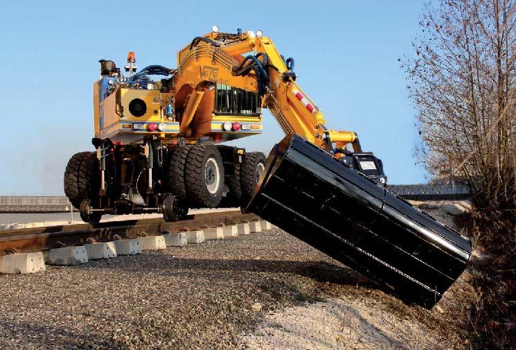 Caricatore Rail-Road