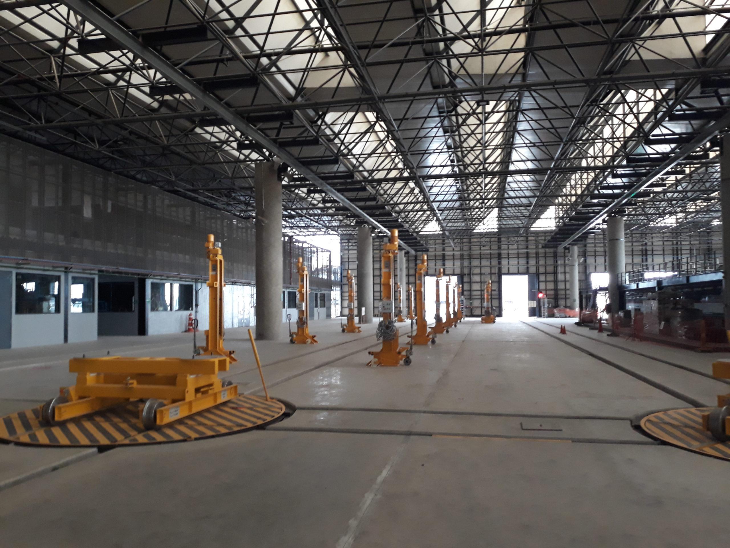 Lifting Zone Guadalajara